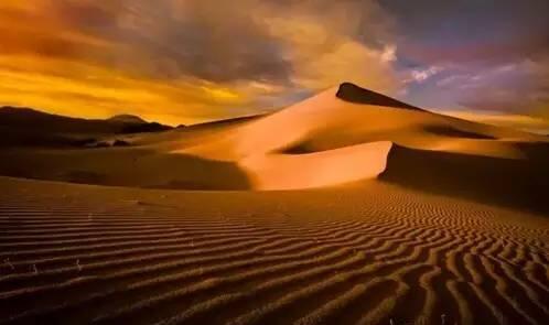 金昌巴丹吉林沙漠就这样惊艳了世界
