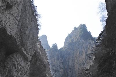 甘肃漳县遮阳山: 探秘独特的陇上天坑地缝(组图)