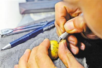 【视觉】甘肃文化丨微雕葫芦 这颗匠心