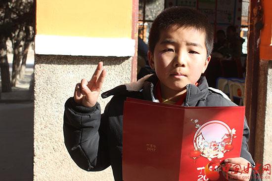 """我们来了!""""新年新衣""""明日将抵定西岷县为留守儿童带去温暖(组图)"""