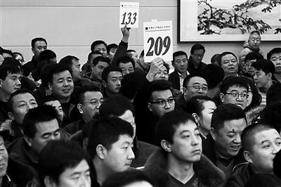 甘肃省第五批省级公务用车拍卖会昨举行 102辆车总成交额687.8万元(图)
