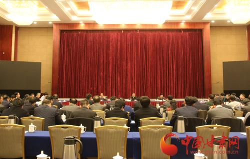 甘肃省党委中心组学习经验交流座谈会召开 梁言顺出席讲话(图)