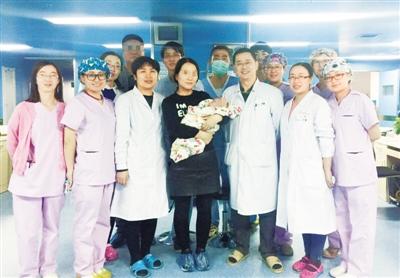 兰大一院为1例低体重早产儿成功实施心内直视手术