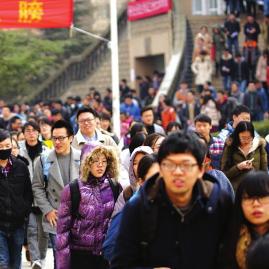【考研】甘肃38751人参加研考 较去年增加7800名