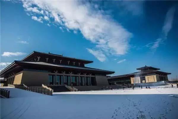甘肃冬季旅游新亮点 敦煌要办首届文博冰雪节