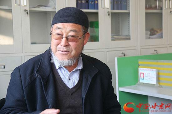 太子山下的陇人骄子 记临夏州达沙村63岁的党支书马祎(组图)