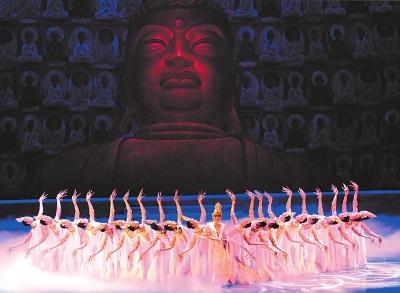 临夏州迎新春文化活动拉开序幕(图)