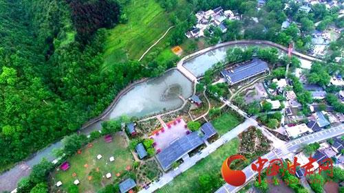"""陇南康县""""生态文明"""