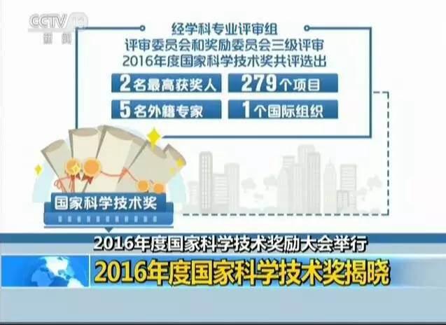 华中科技大学6项成果荣获国家科技奖