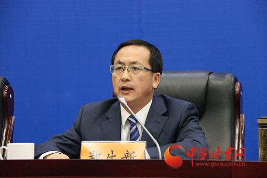 张掖市教育局局长郑生新