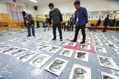 甘肃省11601名考生参加美术类专业统考比去年减少2083人(图)