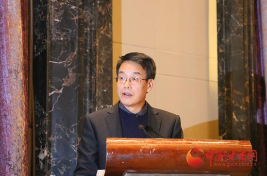 酒泉蓝皮书首席专家李有发研究员