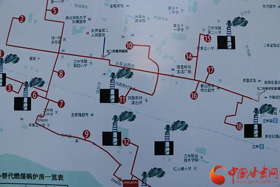 曾经的地图黑烟囱布满红山根及附近区域
