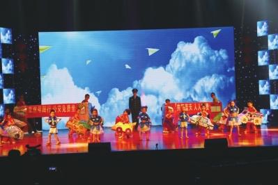 甘肃省听障儿童首次登上省台春晚舞台(图)