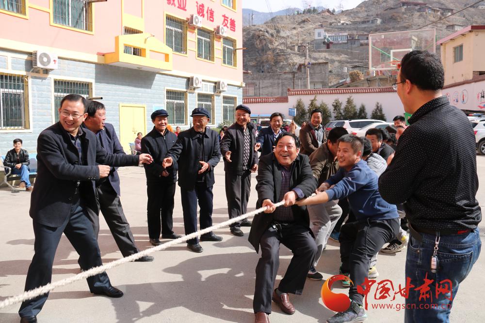 快来看 甘南州舟曲春节体育赛事精彩纷呈【组图】