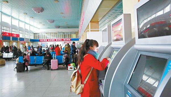 今年春节假期 甘肃省道路客运联网售票26.26万张(图)