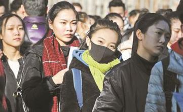 北电表演学院初试八千余人追梦王俊凯林妙可报考