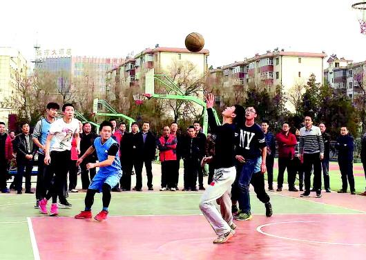 """天水麦积区2017年""""迎新春""""体育系列活动成功举办(图)"""