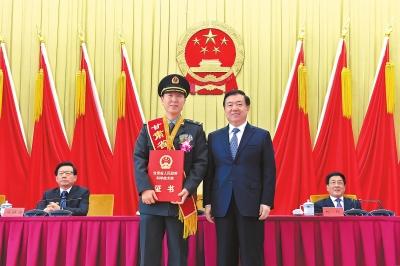 2016年度甘肃省科学技术(专利)奖励大会举行 王三运颁奖 林铎讲话 冯健身出席 欧阳坚主持