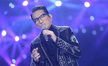 《歌手》林志炫逆战唱新歌:这是我给自己设定的关卡