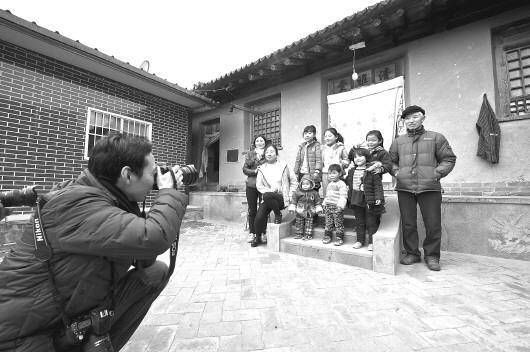 天水市摄影师聚焦春节民俗文化
