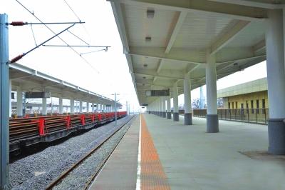 宝兰客专动车组下月试跑 将在兰州西至东岔354.88公里正线区段进行