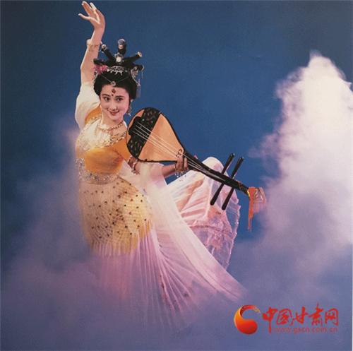 37载飞天神韵 中国经典舞剧《丝路花雨》将主动融入一带一路战略(组图))