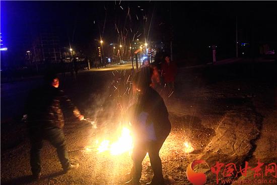庆阳燎疳节——正月里最后的狂欢(图)