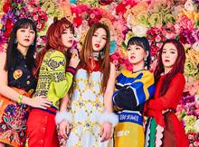 Red Velvet 《Rookie》成9冠王!