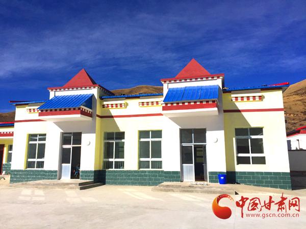 甘南州玛曲县生态文明小康村建设
