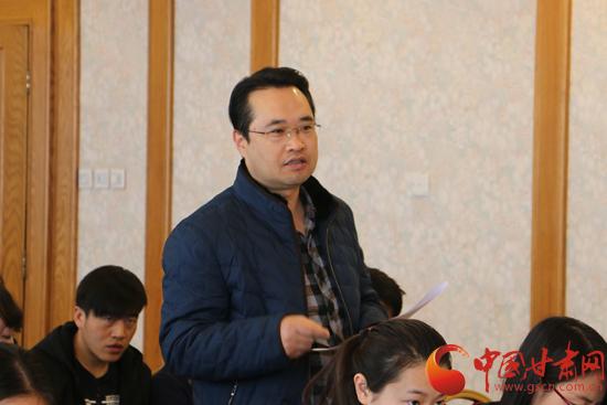 中国县域经济报甘肃站记者