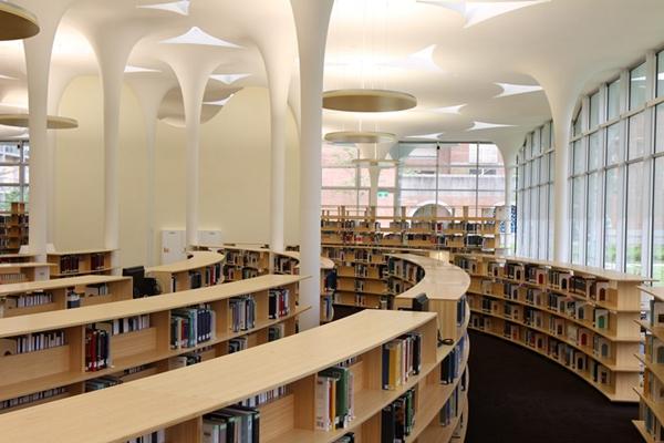 书虫我们走!台湾五大特色图书馆推荐