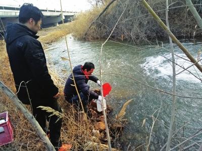 甘肃省、市、区三级环保人员现场调查监测数据显示:达标排放