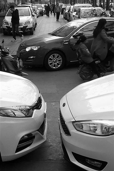你还在为兰州停车犯难吗? 管理方这下一股脑全说清了