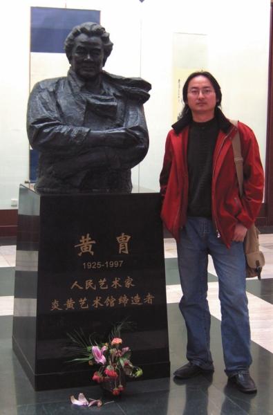 牛路军:文化修养是中国画的精神内涵(图)