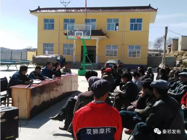 定西秦祁乡抢抓土壤墒情 全面开展春耕生产(组图)
