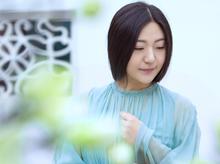 刘珂矣主题写真曝光 禅意歌者寻幽探春(图)