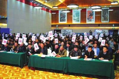 甘肃省第九批省级公车拍卖会昨日落槌 112辆公车拍得507万