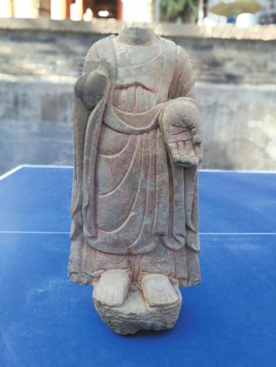 甘肃平凉泾川县3件流散文物征集入馆(图)