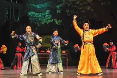兰州戏曲剧院创排大型新编秦剧《廉吏于成龙》   将于4月22日首揭面纱(图)