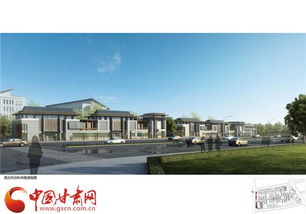 甘肃政法学院兰州新区新校区将于今年下半年开工建设 图