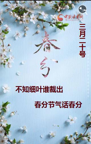 H5丨春分节气话春分