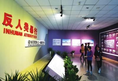 《反人类暴行——侵华日军第七三一部队罪行展》在甘肃展出
