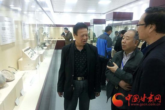 十一次玉帛之路丨玉帛之路考察团抵达庆阳正宁县考察(图)