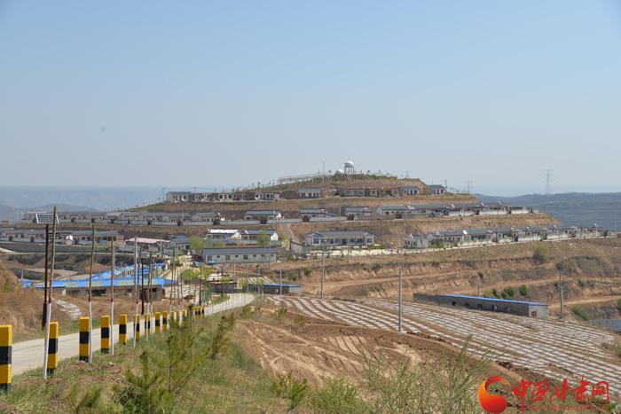 平凉崆峒王各村建设美好新家园(图)
