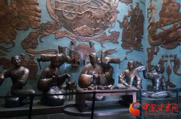 第十一次玉帛之路记者手记丨考察团离开清涧到达绥德县考察(图)