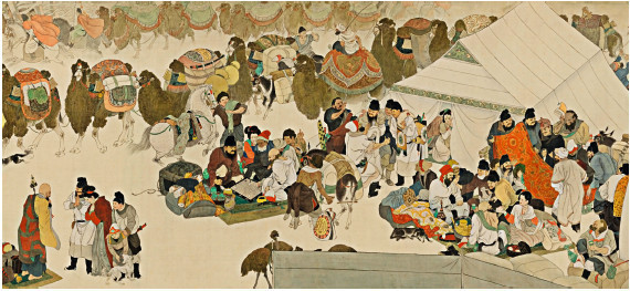 以丝绸之路文化精神彰显中华民族文化自信