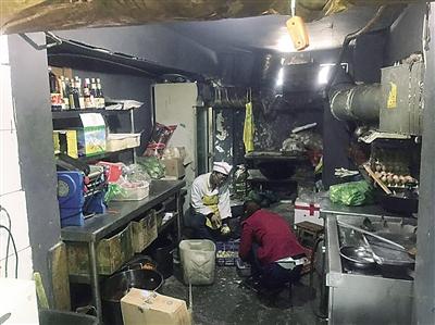 兰州城关区整治5339家小餐饮 餐具洗消不达标将被处以2万元罚款
