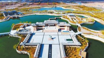 酒泉市瓜州县加快推进五大景区建设发展文化产业 (图)