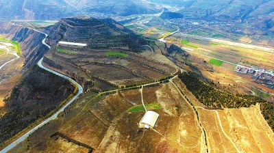 全国重点文物保护单位——陇南礼县大堡子山遗址(图)